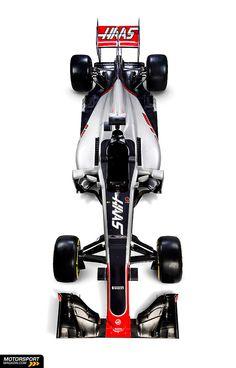 Formel 1 2016, Präsentationen, Haas F1 Team, Bild: Haas F1 Team