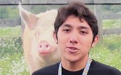 Courageous Teen Stands Up to School to Save Pig's Life   via Care2 Causes