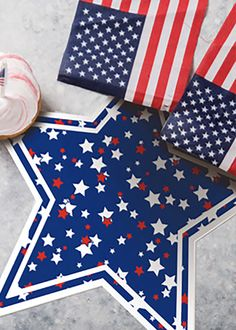 Star Shape Placemat by A&A Story