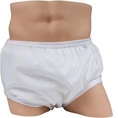 Amazon.com : waterproof pants Waterproof Pants, Orange Bikini, Plastic Pants, Plus 8, Baby Pants, Culottes, Cloth Diapers, Reusable Diapers, Pull On Pants