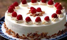 Συνταγες για Τούρτες μιας άλλης εποχής!Σεράνο,τουρτα αμυγδαλου και ολες οι τουρτες που αγαπησαμε παιδια! Greek Desserts, Greek Recipes, Amazing Cakes, Cocoa, Deserts, Favorite Recipes, Sweets, Cooking, Daddy