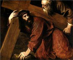 La crucifixion de Jésus de Nazareth