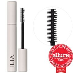 ILIA Limitless Lash Mascara After Midnight oz / 8 g Natural Mascara, Natural Eyes, Natural Beauty, Lengthening Mascara, Clean Makeup, Eye Makeup, Hair Makeup, For Lash, Benefit Cosmetics