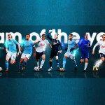 Tím roka v Premier League podľa PFA Tottenham Hotspur, Manchester United, Premier League, Concert, Sports, Hs Sports, Man United, Concerts, Sport