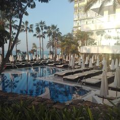 Just another monday morning at paradise #AmareMarbella  #Marbella #CostadelSol