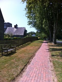 A Day In East Hampton ~~ my hubby and I used to live down the street from here!!