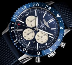 Breitling Chronoliner B04 and Chronomat 44 Boutique Edition Watches