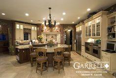 Garrell Associates, Inc.Edencrest Manor House Plan 07424 - Kitchen, Design by Michael W. Garrell