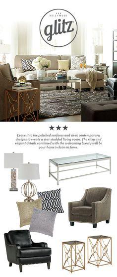 Sof de color carb n muebles de sala de estar and sillas - Muebles ashley catalogo ...