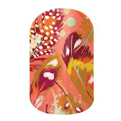 Flock Together nail wraps by Jamberry