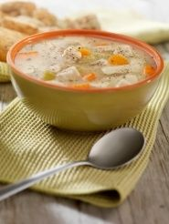 Turkey Soup Recipe  Make this easy soup with some leftover Thanksgiving turkey. It will be ready in about an hour.   Diabetic Friendly and Gluten Free