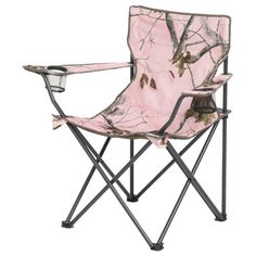 Women's Pink Realtree Chair