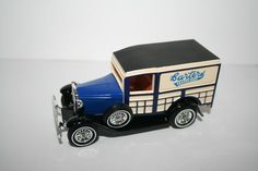 Matchbox Models of Yesteryear Y21 1930 Model A Ford – Carters Tested Seeds