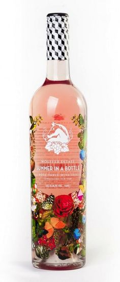 New Wolffer Rose - Summer in a Bottle