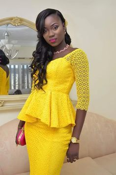 latest ankara skirt and blouse styles stylish ankara skirt and and blouse you should try this weekend Latest African Fashion Dresses, African Print Dresses, African Dress, African Prints, African Attire, African Wear, African Women, Africa Fashion, Ethnic Fashion