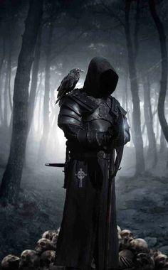 Medieval assassin