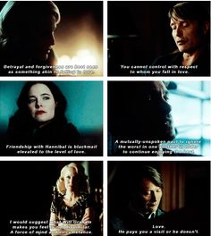Hannibal season 3. Source: sungl0ry.tumblr