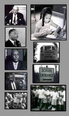 Television News of the Civil Rights Era Middle School History, History Class, Us History, Black History, School Entrance, Primary Sources, Teaching Social Studies, Civil Rights Movement, Study Skills