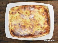 A tökéletes stíriai metélt receptjét Csonka András hozta el az Ízes Életbe. Édes, krémes, túrós, finoman citrusos és nagyon vaníliás.