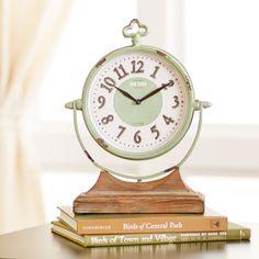 Macy Table Clock