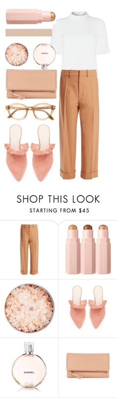 """""""Tuesday Morning"""" by randomfashioncollections ❤ liked on Polyvore featuring Chloé, Mauli Rituals, Loeffler Randall, Chanel, Sole Society and Tom Ford"""