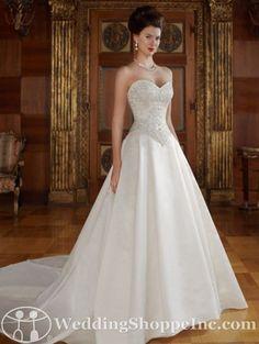 winter themed wedding gowns | Casablanca Bridal Gown Style: Casablanca 2012