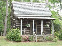 lovely log cabin ( Charleston rentals)