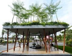 Singapore Garden Festival. Landscape Garden Gold and Best of Show award