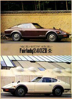 「フェアレディZ」多趣味オヤジのブログ | 風を感じて・・・ - みんカラ Datsun Car, Datsun 240z, Nissan Z Cars, Jdm Cars, Auto Retro, Retro Cars, Classic Japanese Cars, Classic Cars, National Car
