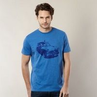 Blue 1949 Woody print t-shirt - Just Be Fancy