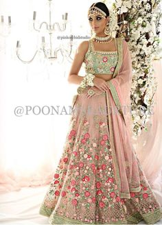 Outfit: Poonam's Kaurture Indian Wedding Fashion, Indian Wedding Outfits, Bridal Outfits, Indian Bridal, Indian Outfits, Indian Fashion, Bridal Dresses, Indian Clothes, Wedding Dress