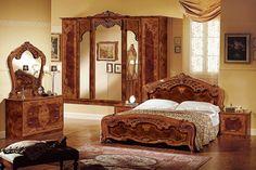 17 Ideas for classic bedroom – photos, inspiration - Rilane