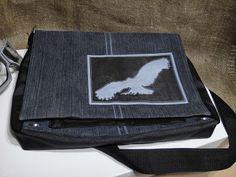 Бобровая хатка: Сумка через плечо Орел парящий
