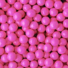 Light pink chocolate pearls Chocolate Pearls, Pink Chocolate, Kosher Candy, Candy Buffet, Pink Candy, Breast Cancer Awareness, Easter Eggs, Hot Pink, Buffets