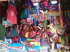Textiles, Masaya Market, Nicaragua
