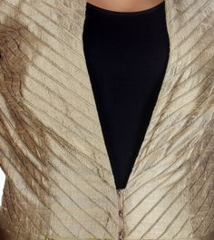 Product details Colour: Beige  Fabric: Silk & Net Type Of  Work: Embroidered  View 3 #jalwanidhi #nidhikejriwal #asiandesignerweek #fashionshow #jalwa #fashiondesigner #fashion #fashionstyle #follow4updates #womenfashion #fashionlover #fashiongeek #designernew #newcollection #staywithus