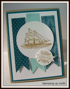 stamping up north: Stampin Up Open Seas