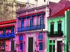 Il nostro tour: Los Colores de Cuba