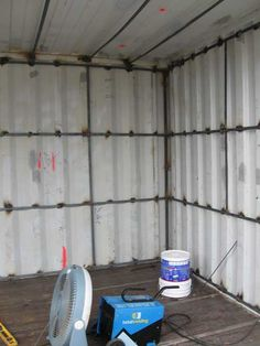 How To Frame Out A Shipping Container Home   ContainerHomes.Net