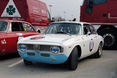 Alfa Romeo Sprint GTA scuderia di portello