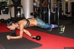 Full-Body Workout Moves You're Not Doing In the Gym—But Need To   Shape Magazine