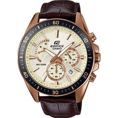 Reloj #Casio Edifice EFR-552GL-7AVUEF https://relojdemarca.com/producto/reloj-casio-edifice-efr-552gl-7avuef/