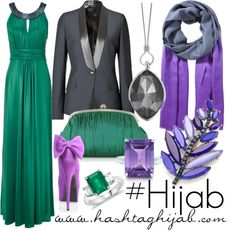 Hashtag Hijab Outfit #93