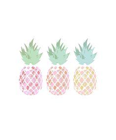 Pineapple party @bexleydesigns