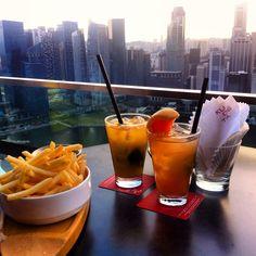 Sundowner / Singapore