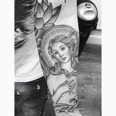 botticelli tattoo - Google Search