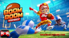 Boom Boom Football (By Hothead Games) - iOS / Android - Gameplay Video Game Boom, Boom Boom, All Games, Free Games, Ipod Touch 6th Generation, Player Card, Gaming Tips, Hack Online, Xbox One