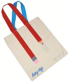 Lazy Oaf Tote Bag