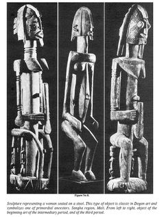 The Authenticity of African Sculptures - Henri Kamer