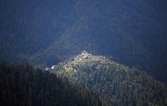 Hilltop Monastery, Haa Valley, Bhutan